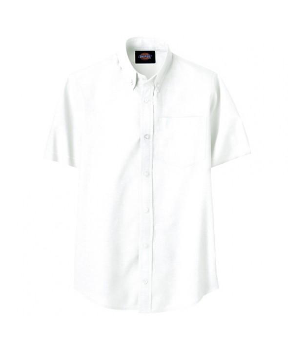 Dickies boy's shirts KS920WH - White