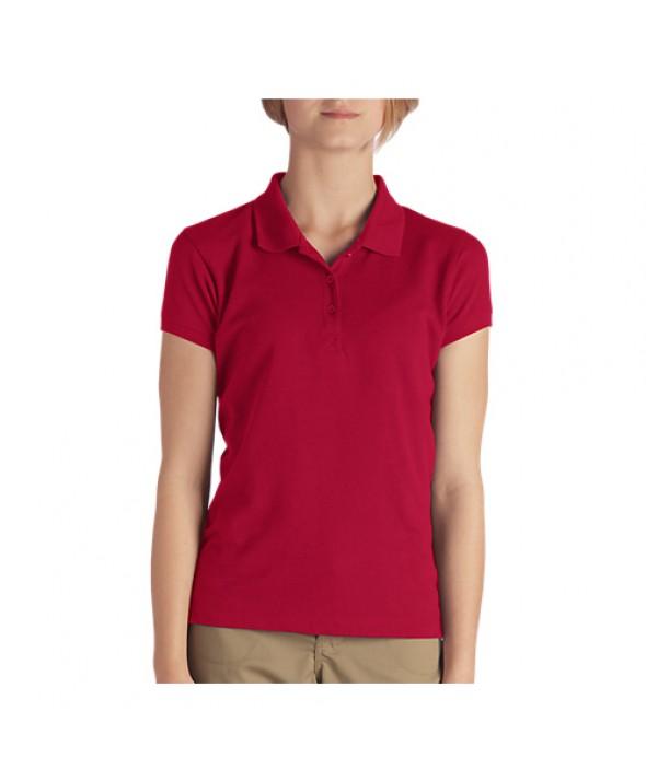 Dickies girl's shirts KS952ER - English Red