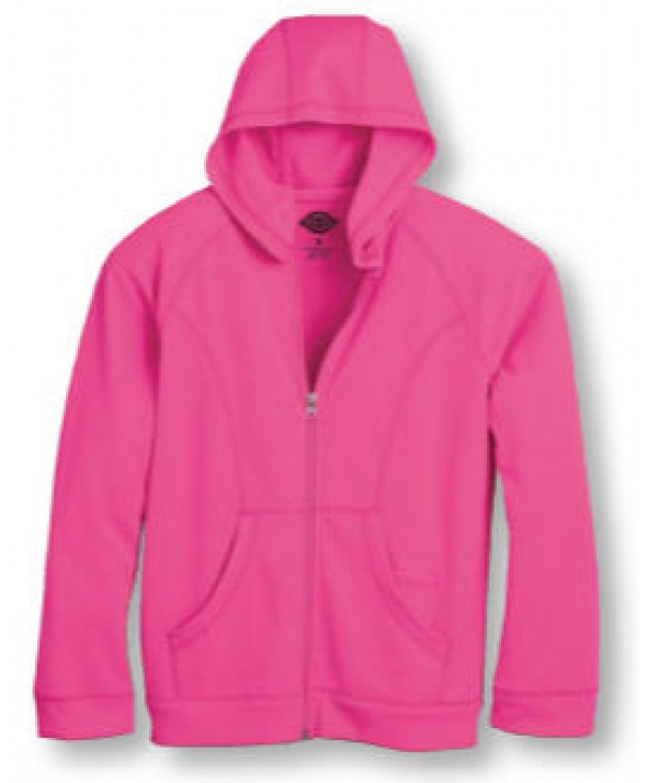Dickies girl's jackets KW501NK - Neon Pink