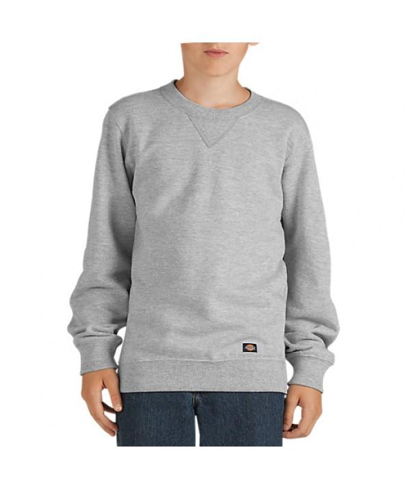 Dickies boy's shirts KW605HG - Heather Gray