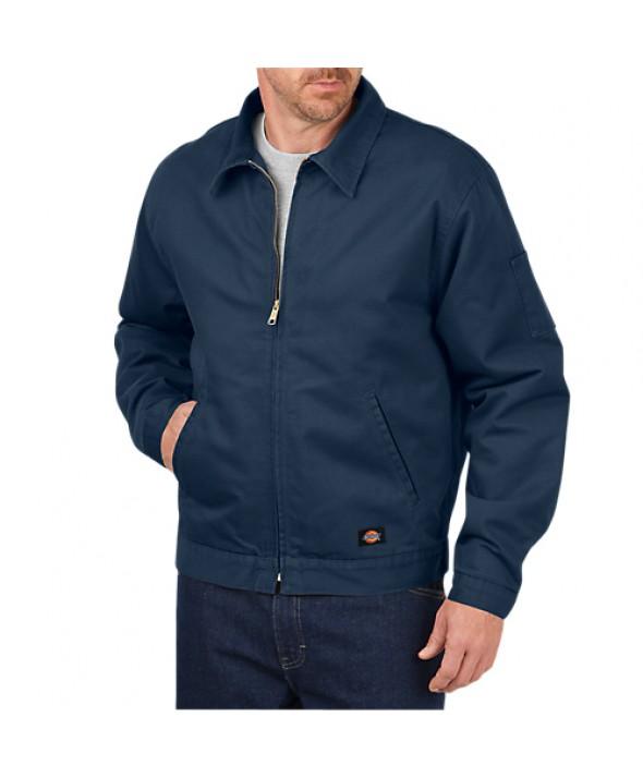 Dickies men's jackets LJ539RNV - Rinsed Navy
