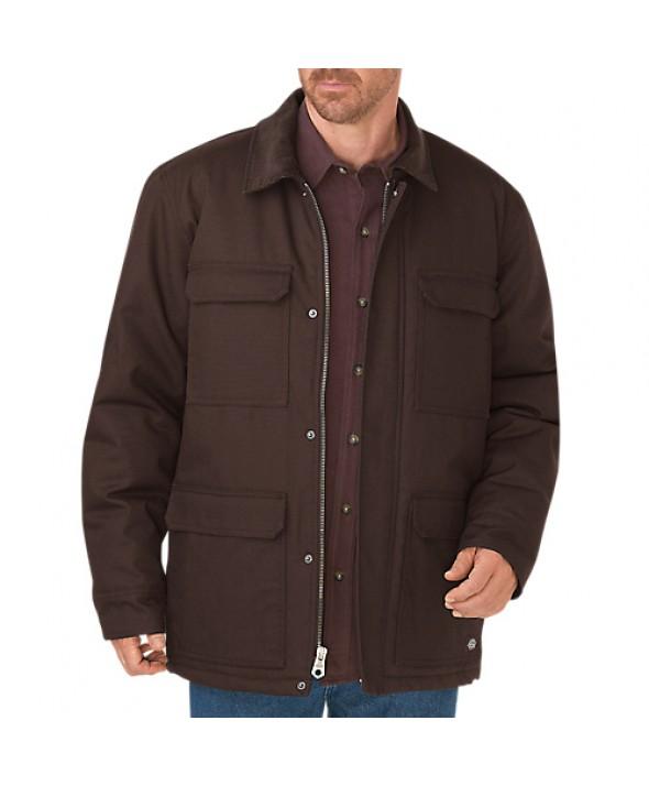 Dickies men's jackets SC990CB - Chocolate Brown