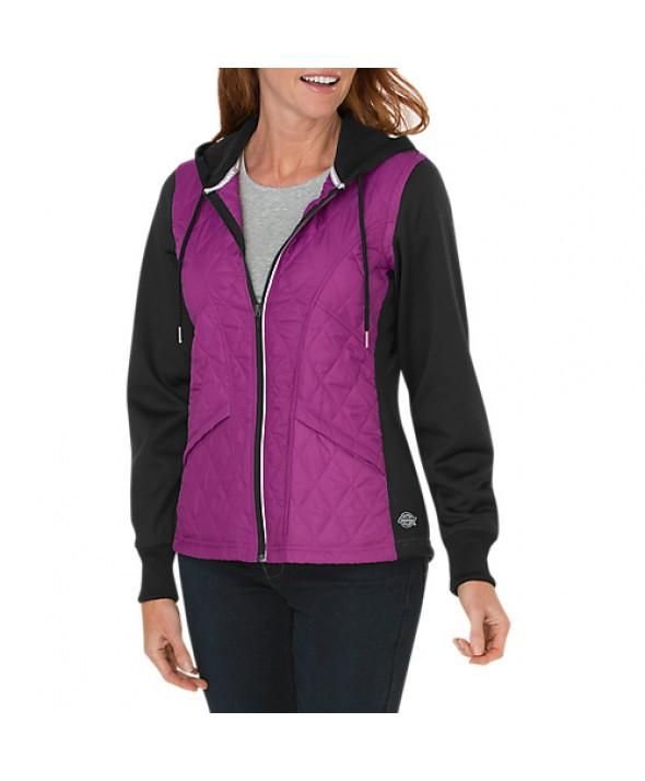 Dickies women's jackets SWF602IB - Pink Berry