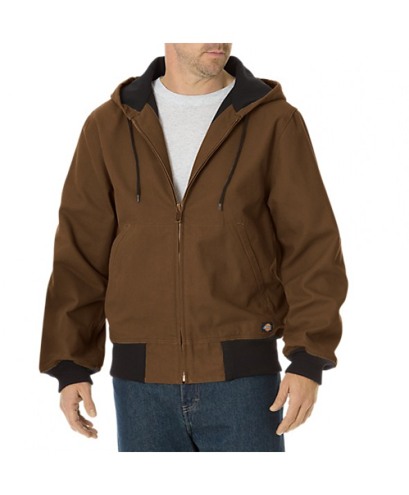 Dickies men's jackets TJ745TB - Timber Brown