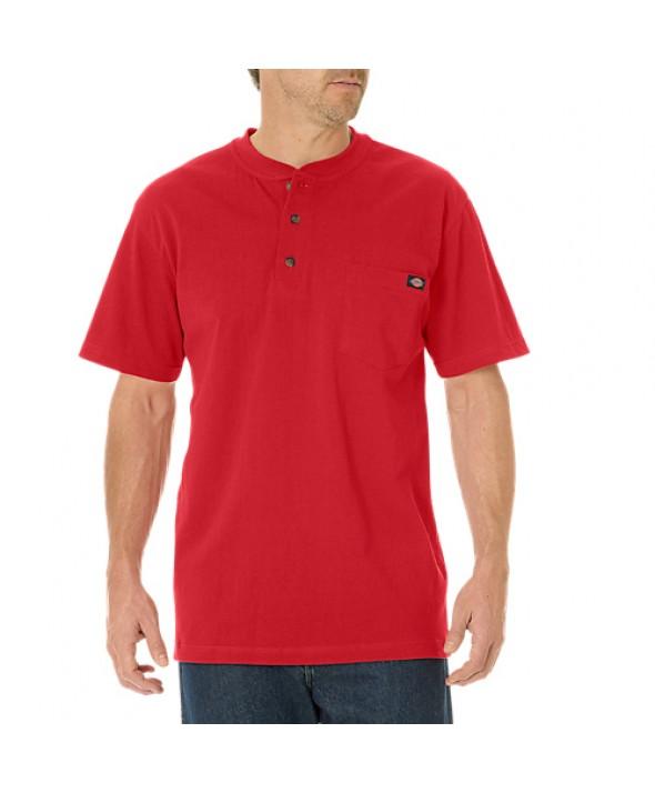 Dickies men's shirts WS451ER - English Red