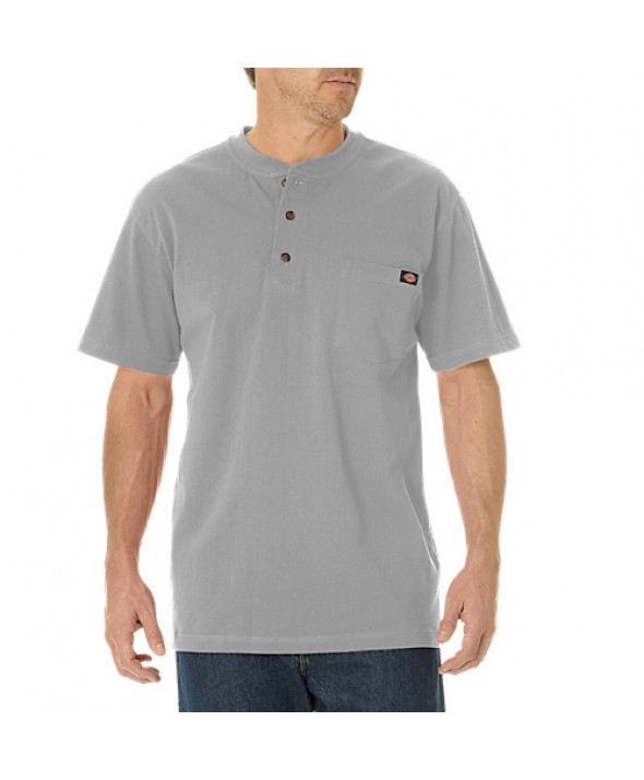 Dickies men's shirts WS451HG - Heather Gray