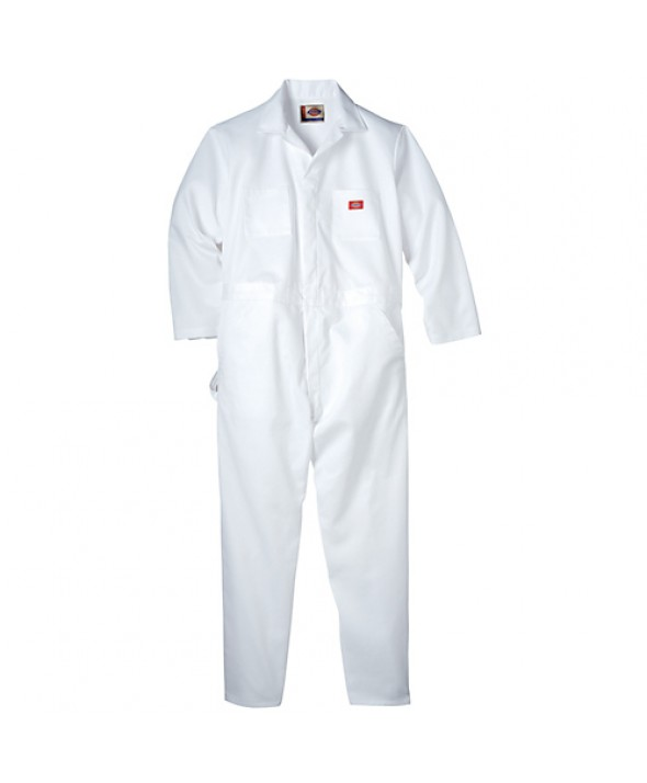 Dickies men's coveralls WV400WH - White