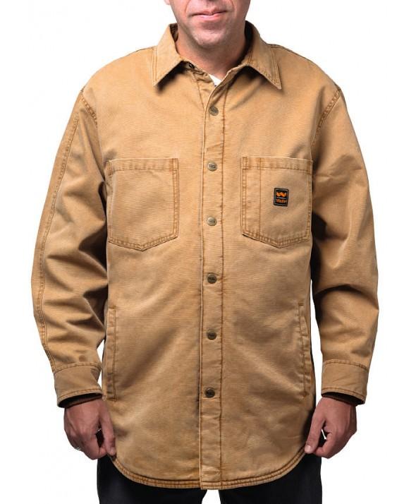 Dickies men's jackets YJ340WPC9 - Washed Pecan