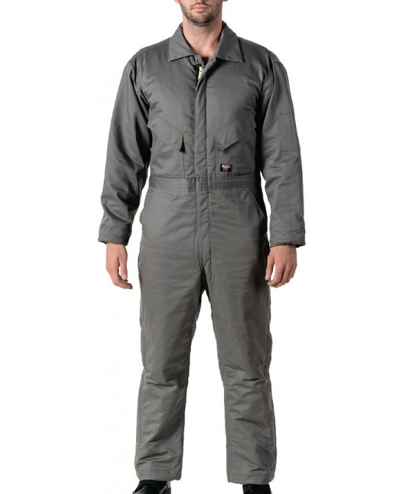 Dickies men's coveralls YV152GY9 - Gray