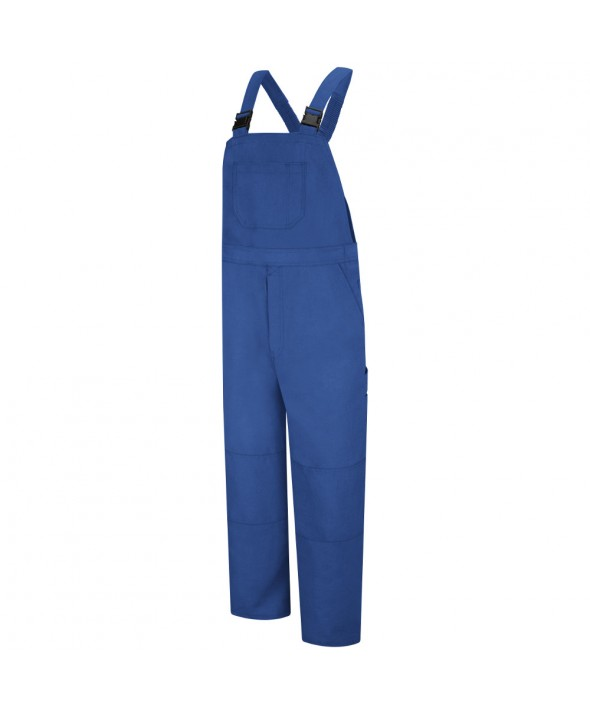 Bulwark BNF8RB Unlined Bib Overall Nomex IIIA - Royal Blue