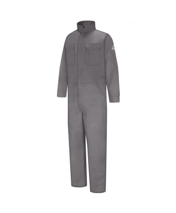 Bulwark CEB2GY Premium Coverall EXCEL FR - Medium Grey