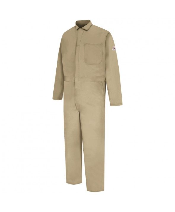 Bulwark CEC2KH Classic Coverall EXCEL FR - Khaki