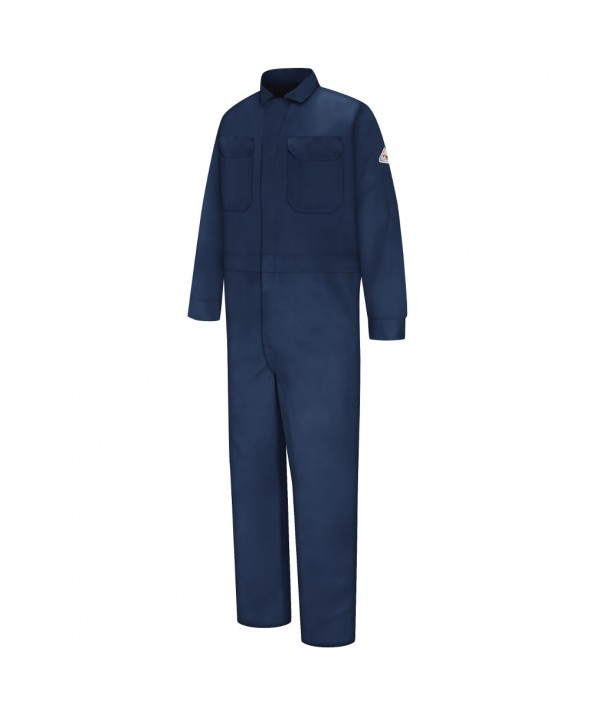 Bulwark CED2NV Deluxe Coverall EXCEL FR - Navy
