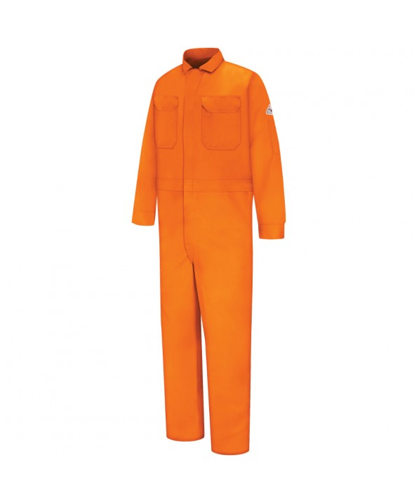 Bulwark CED2OR Deluxe Coverall EXCEL FR - Orange