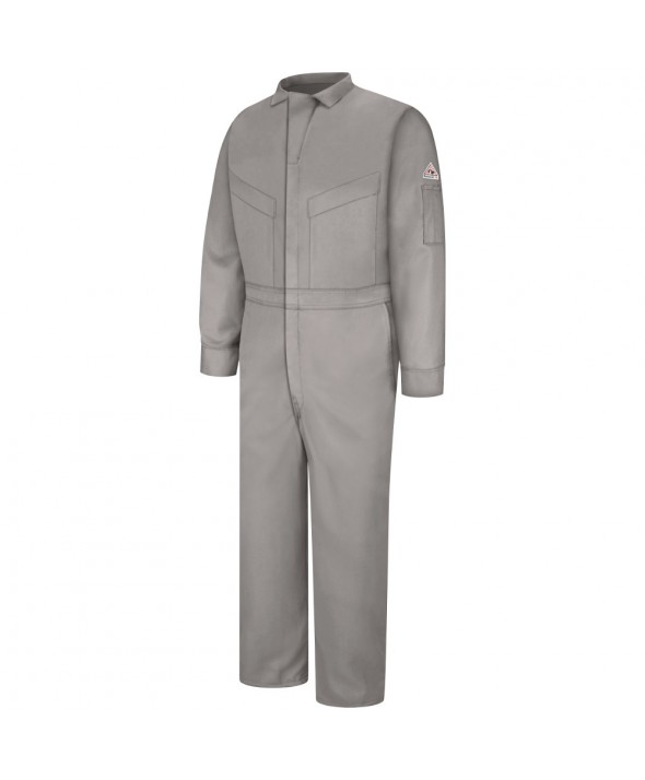 Bulwark CMD4GY Deluxe Coverall CoolTouch 2 58 oz - Grey