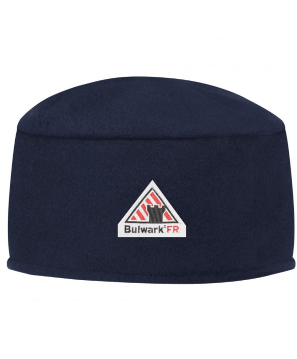 Bulwark HMC4NV Fleece Beanie Thermal FR - Navy