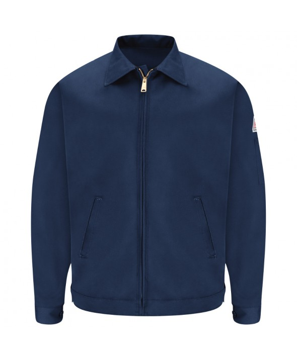 Bulwark JEW2NV ZipIn ZipOut Jacket EXCEL FR - Navy