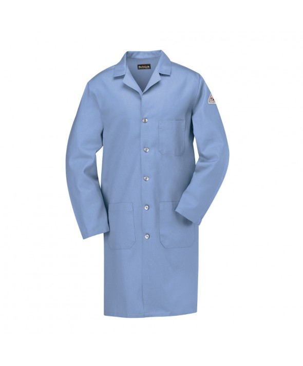 Bulwark KEL2LB Lab Coat EXCEL FR 7 oz - Light Blue
