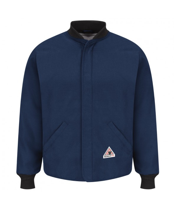 Bulwark LNL2NV Sleeved Jacket Liner Nomex IIIA - Navy