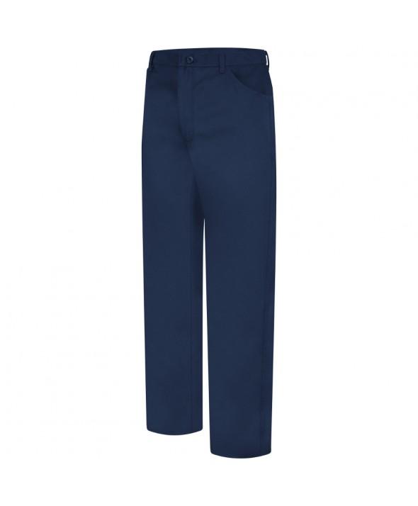 Bulwark PEJ2NV JeanStyle Pant EXCEL FR 9 oz - Navy