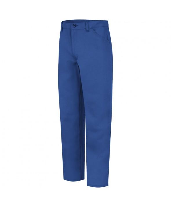 Bulwark PNJ8RB JeanStyle Pant Nomex IIIA 75 oz - Royal Blue