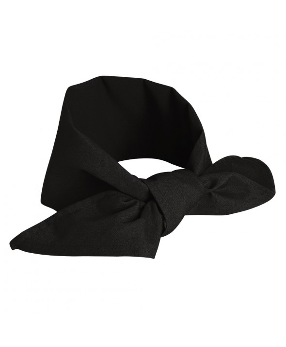 Chef Designs NP12BK Neckerchief - Black