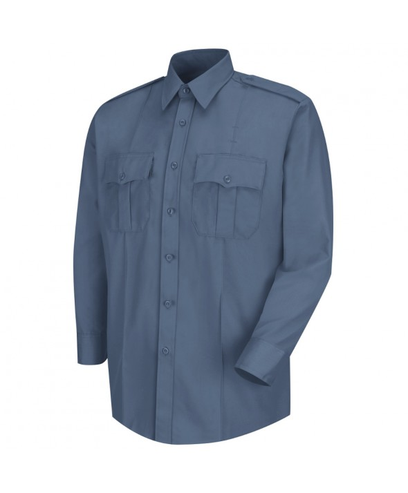 Horace Small HS1121 Deputy Deluxe Long Sleeve Shirt - French Blue