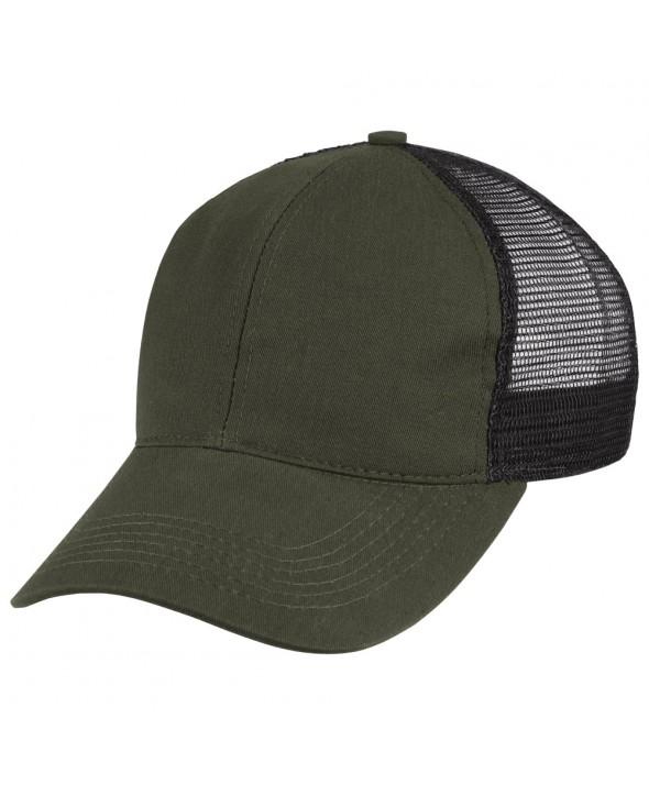 Horace Small HS7109 TwillMesh Ball Cap - Earth Green