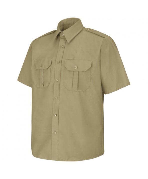 Horace Small SP66KH Sentinel Basic Security Short Sleeve Shirt - Khaki