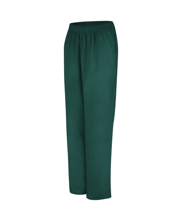 Red Kap 2P11EM Womens Easy Wear Poplin Slacks - Emerald
