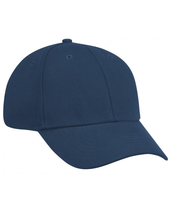 Red Kap HB20NV Cotton Ball Cap - Navy