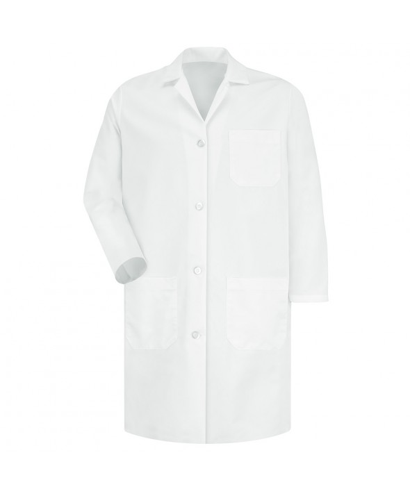 Red Kap KT33WH Staff Coat - White