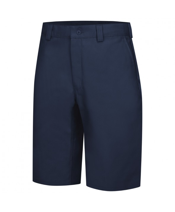 Wrangler Workwear WP92NV Plain Front Work Short - Navy