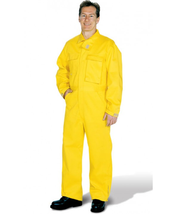 Topps CO76 Wildland Fire Fighting Wildland Coveralls