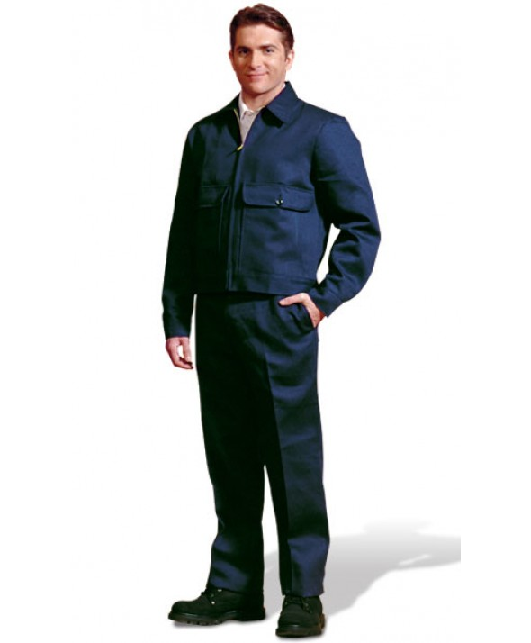 Topps JK18 Indura Garments Ike Style Uniform Jackets