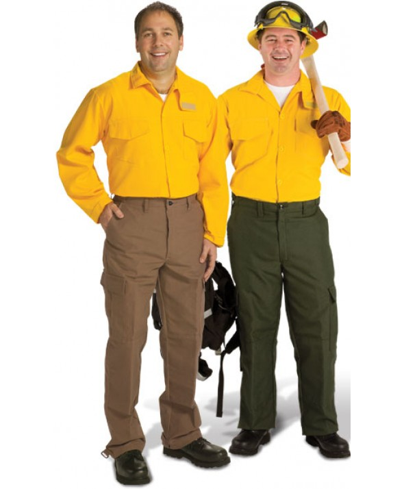 Topps PA15 Wildland Fire Fighting Wildland Pants